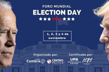 Foro Mundial Electoral Day 2020 EEUU